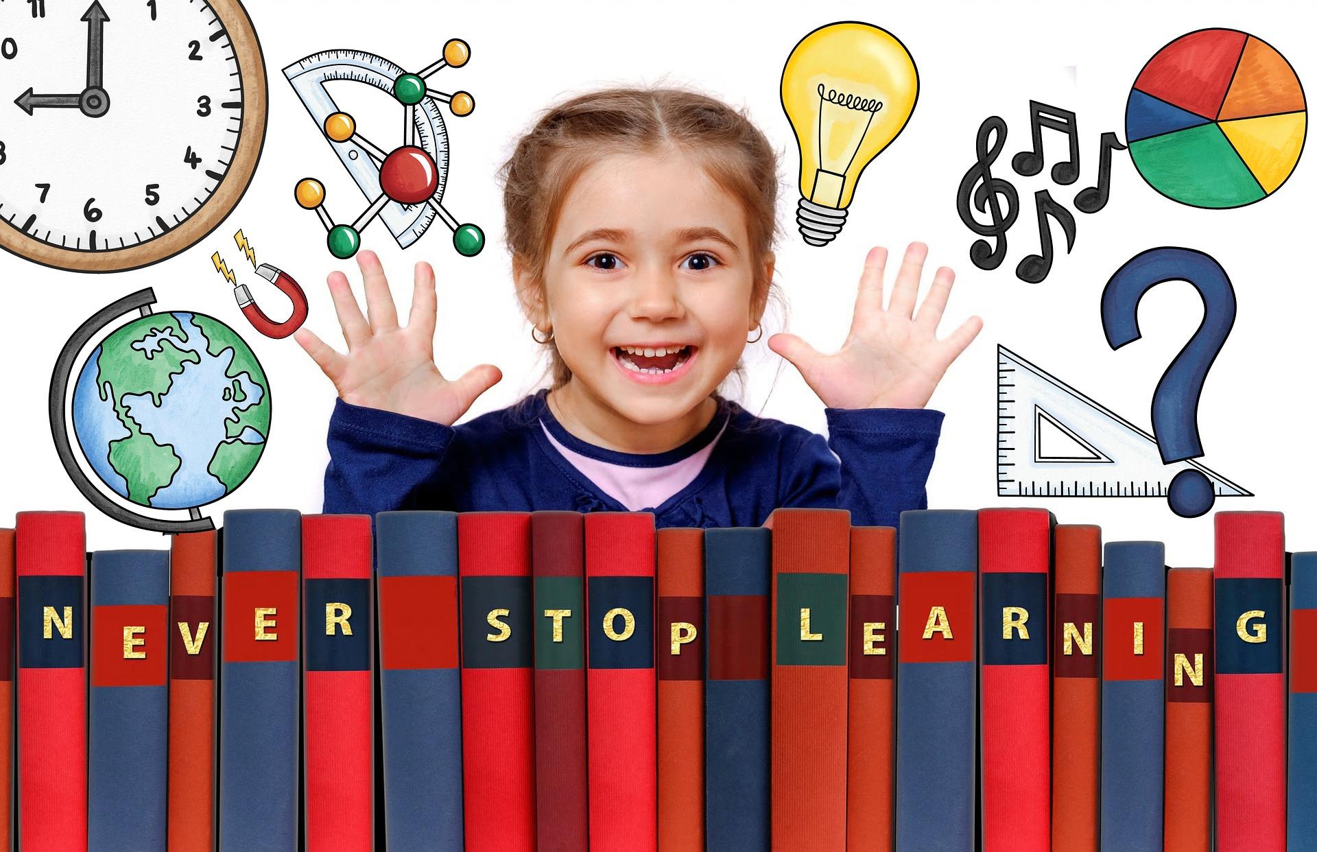 Trẻ tăng động thường rất sáng tạo